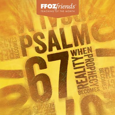 Psalm 67, Audio CD